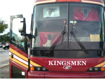kingsmen bus